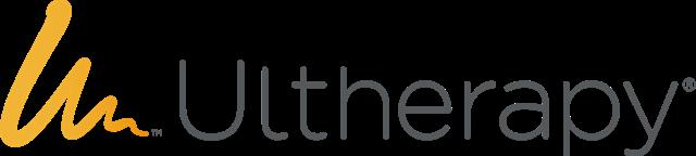 Ultherapy Logo Horizontal Gray RGB
